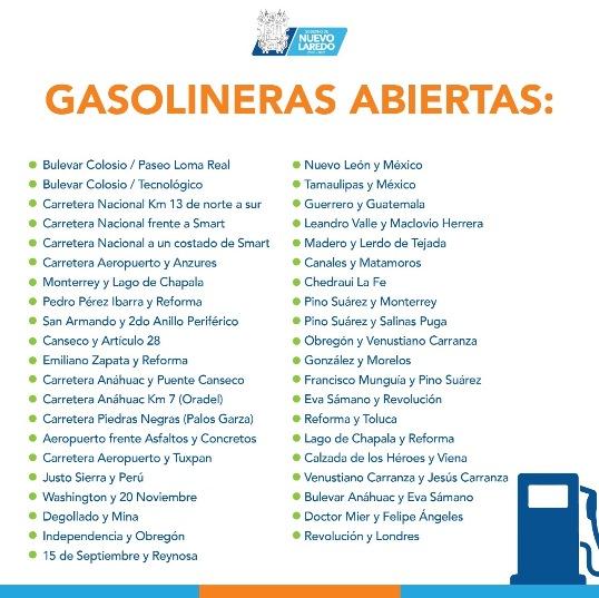 Nueve gasolinerías clausurada por PROFECO