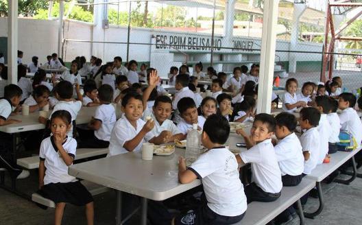 Piden legisladores que Gobierno Federal invierta en escuelas de tiempo completo