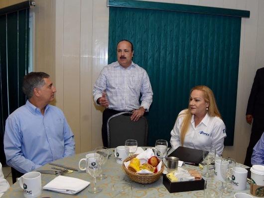 Facilitará Gobierno de Alma Laura Amparán inversión en Altamira