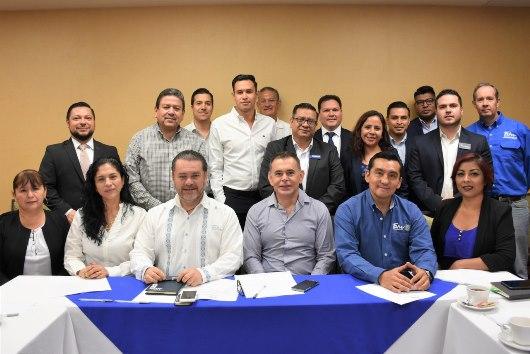 Promueve Turismo Tamaulipas relación con sector hotelero de la capital