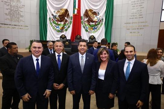 Vivirá Tampico tiempos de progreso: Nader