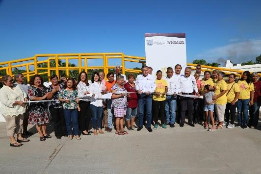 Avanzan Madero en obras de infraestructura hidráulica