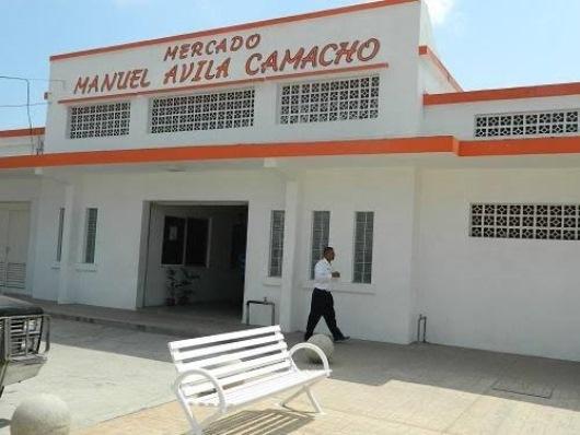 Locatarios a la espera de proyectos para el mercado Ávila Camacho