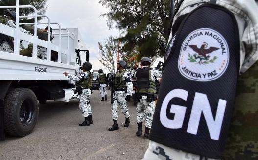 Debe Guardia Nacional responder al combate de la inseguridad