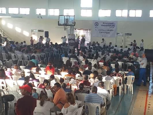 Realizan primera asamblea de Encuentro Solidario
