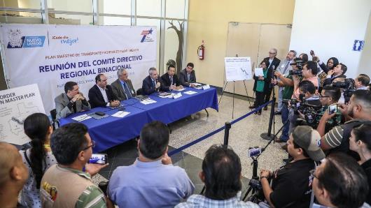Alistan Plan Maestro de Transporte Fronterizo Texas-México