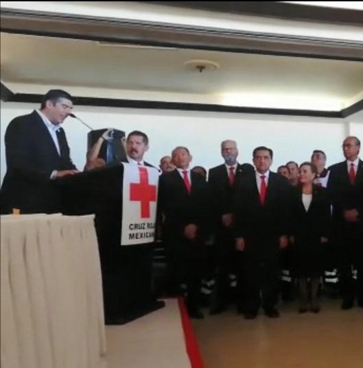 Fusionan Cruz Roja de zona conurbada