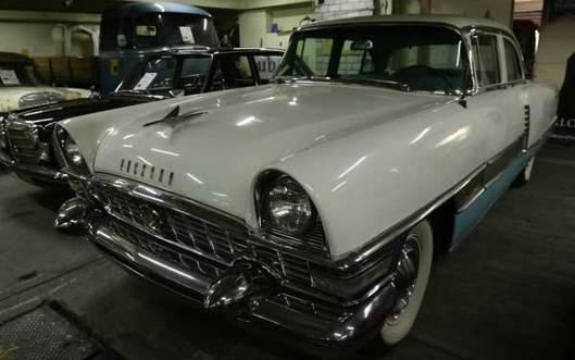 Abre al público nuevo Museo del Automóvil