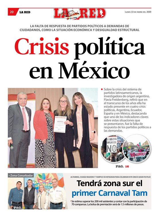 Crisis política en México