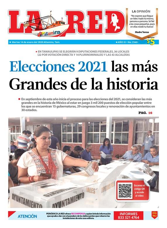 Elecciones 2021 las más Grandes de la historia