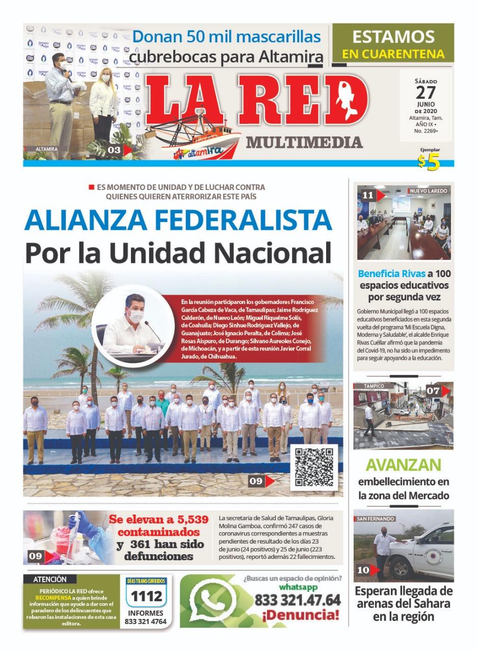 ALIANZA FEDERALISTA Por la Unidad Nacional