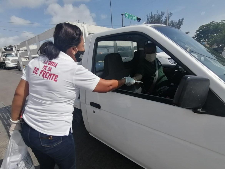 Refuerzan en Madero acciones de concientización