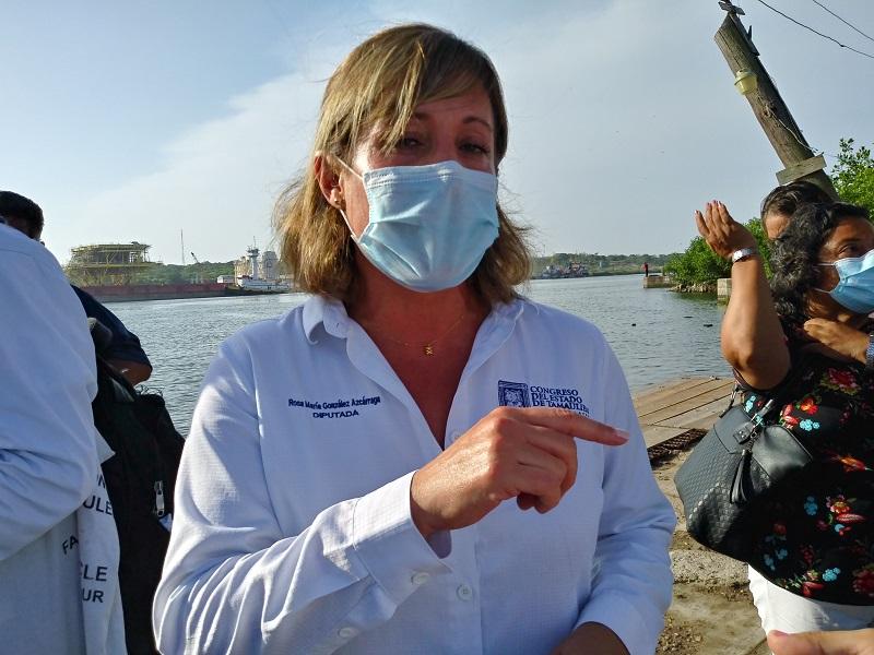 Turismo de los más golpeados por la pandemia: Rosa GLZ.