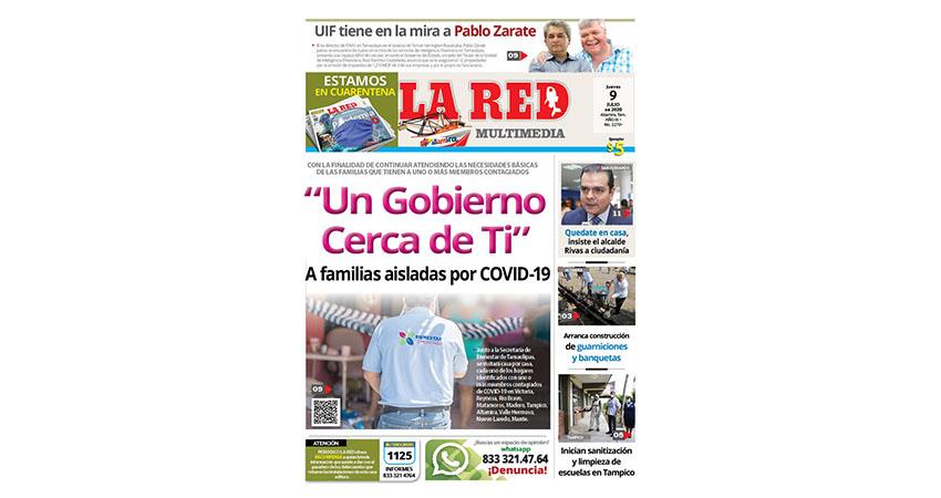 """Un Gobierno Cerca de Ti"" A familias aisladas por COVID-19"