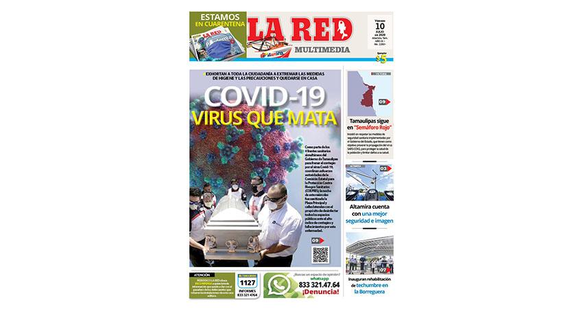 COVID-19 virus que mata