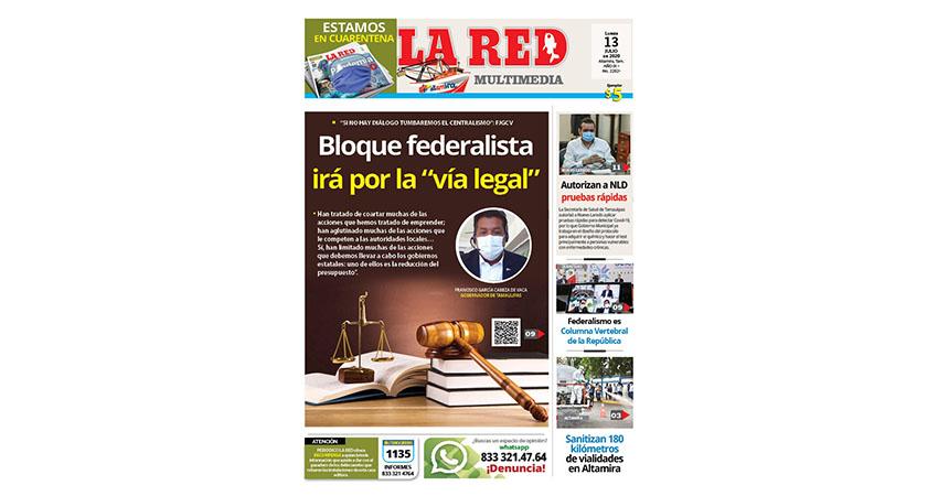 """Bloque federalista irá por la """"vía legal"""""""