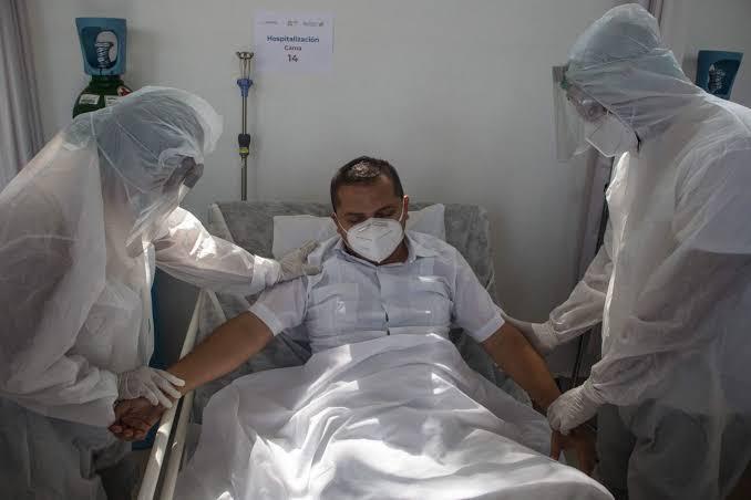Estragos en el sur por lenta atención de pacientes Covid