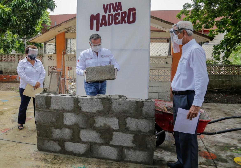 Impulsa Madero desarrollo educativo en la urbe petrolera