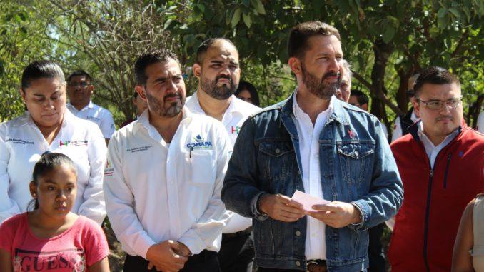 Poblado Guardados de Arriba reciben apoyo de municipio