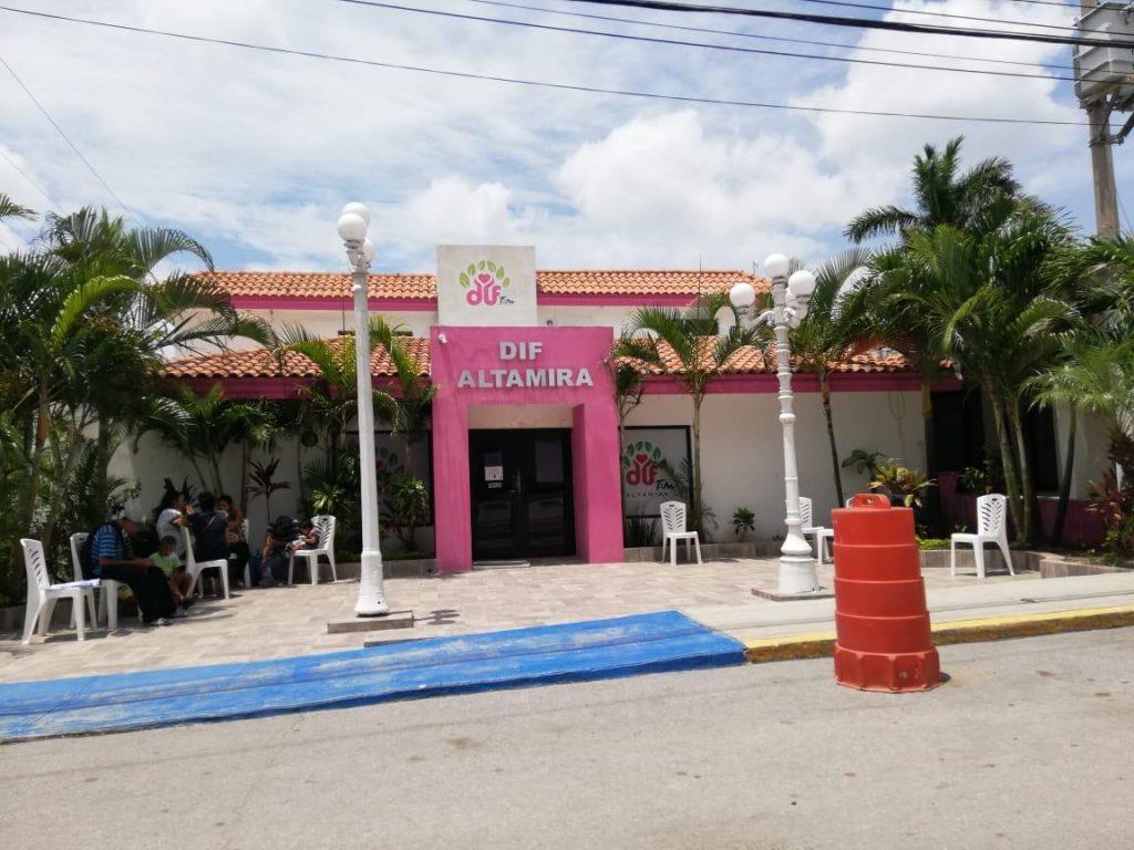 Resguarda DIF Altamira a presuntas víctimas de violación