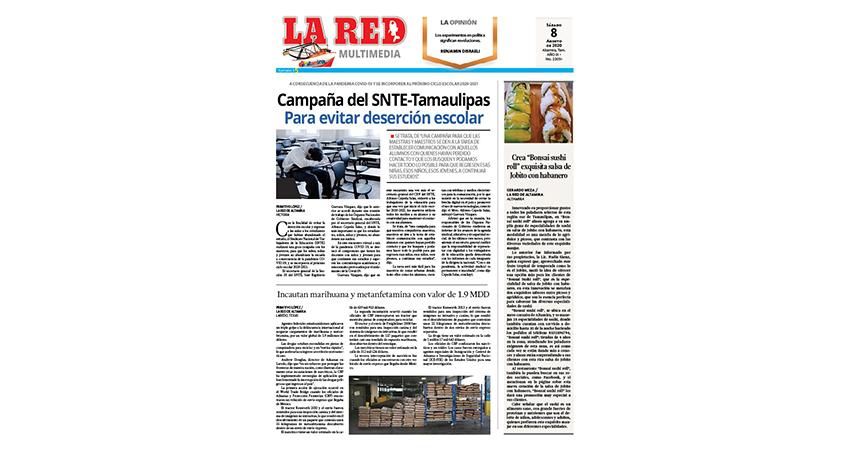 Campaña del SNTE-Tamaulipas para evitar deserción escolar