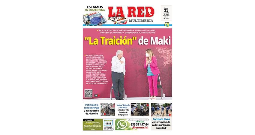 """""""La Traición"""" de Maki"""