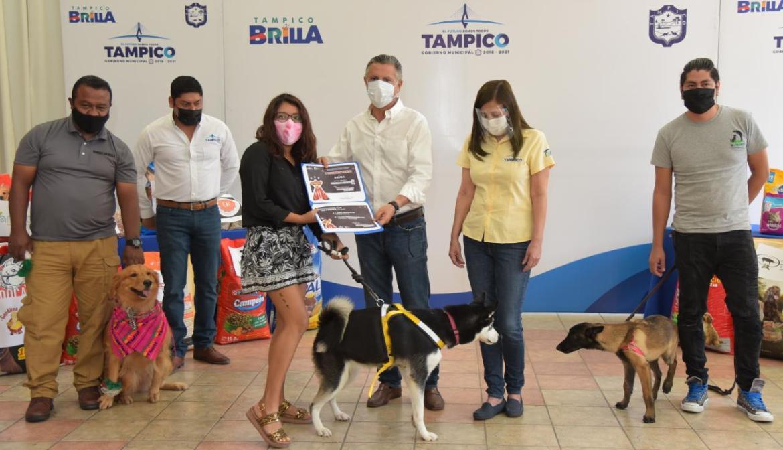 Crearán en Tampico un centro de protección y resguardo animal