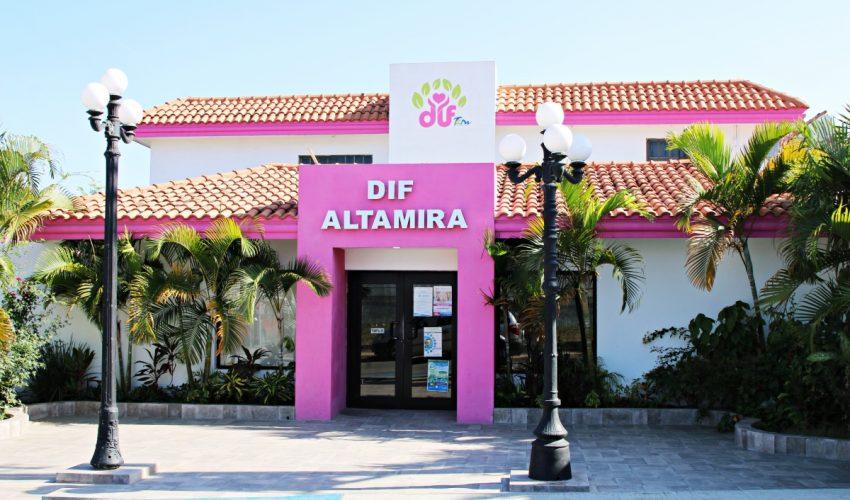DIF Altamira busca a familia de ancianito atropellado