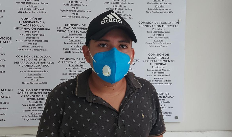 Exige justicia padre de gemelitos muertos en el Canseco