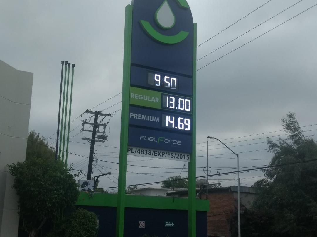 Guerra de precios en gasolina la pone barata