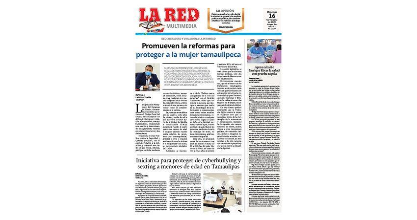 Promueven reformas para proteger a la mujer tamaulipeca