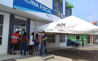 Denuncian malos tratos de personal en la Fiscal de Altamira