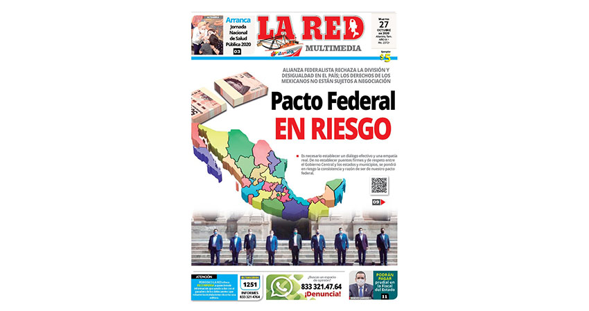 Pacto Federal en riesgo