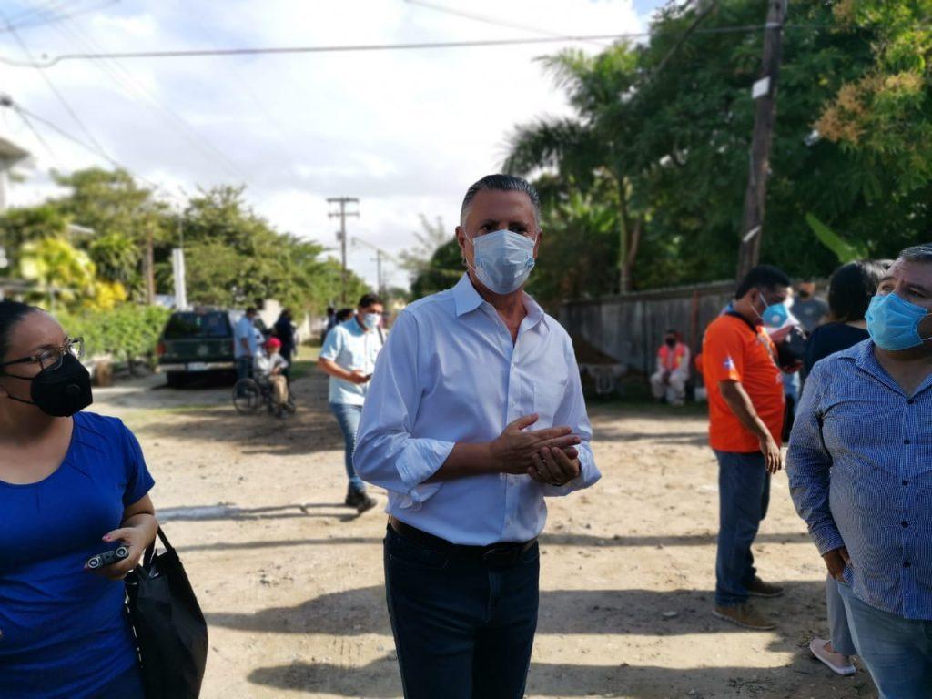 Tránsito Tampico actúa con transparencia: Alcalde