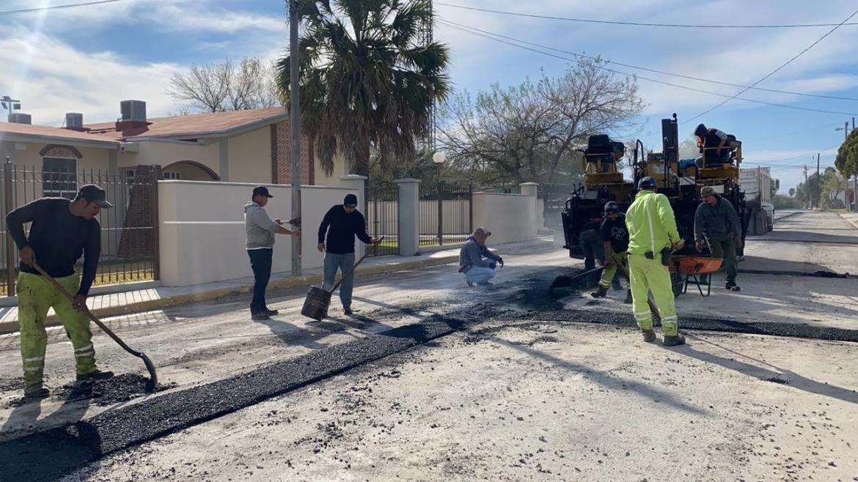 Concluye obra de rehabilitación de drenaje colapsado en zona centro de la ciudad