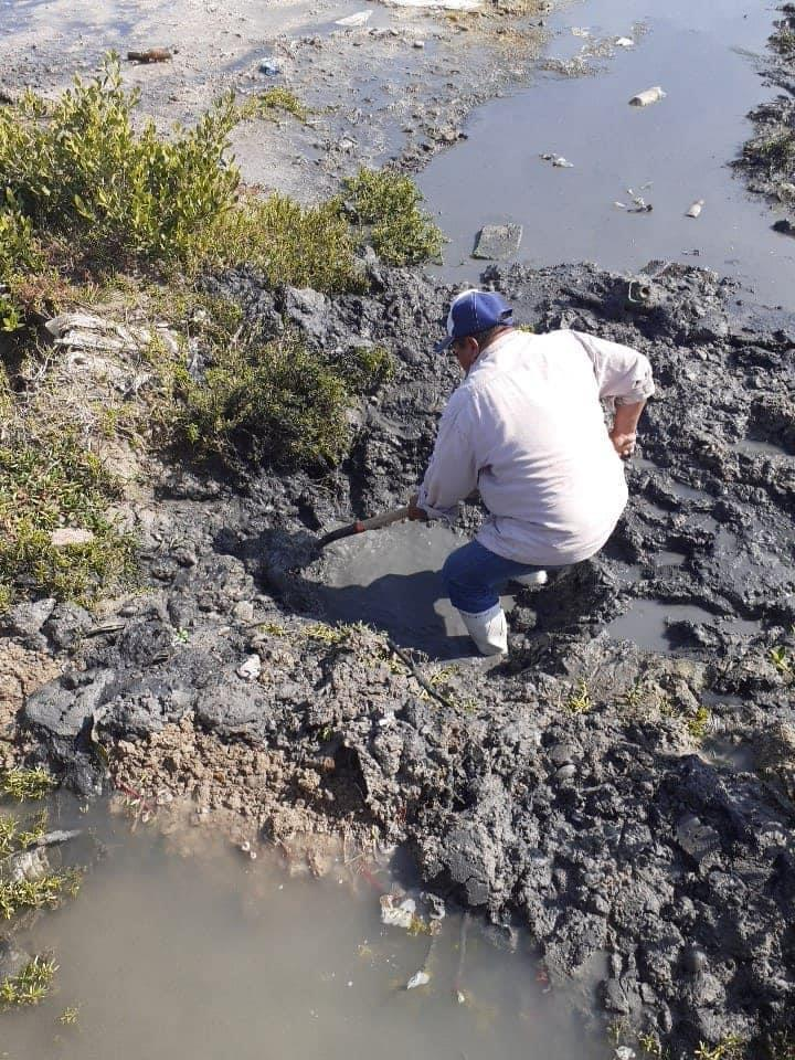 Trabaja COMAPA en beneficio de campos pesqueros