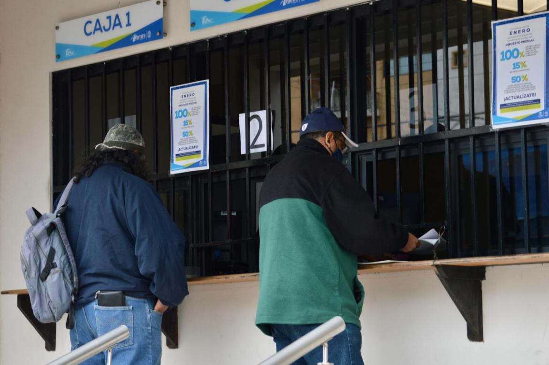 Favorable respuesta al pago del predial en Altamira
