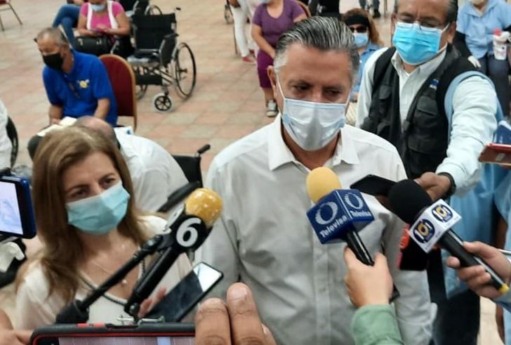 Los médicos no se equivocan: Nader