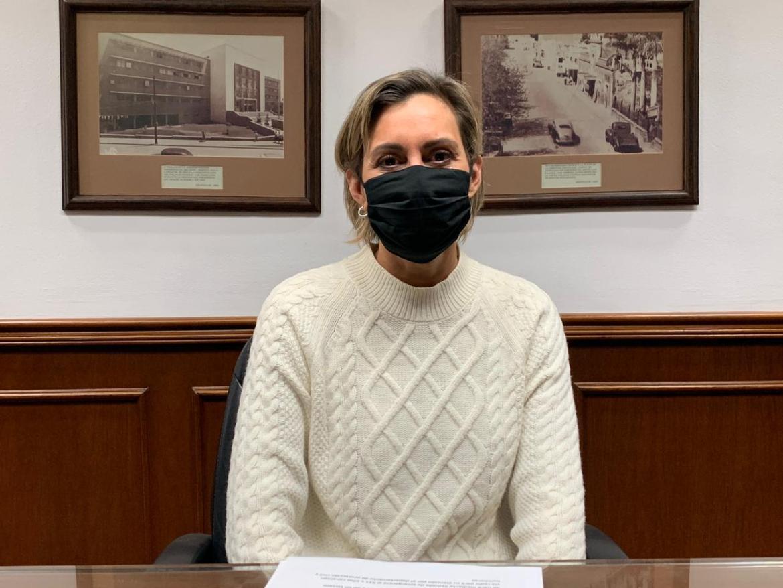 Recauda municipio 8 MDP en Impuesto predial: Pilar Gómez