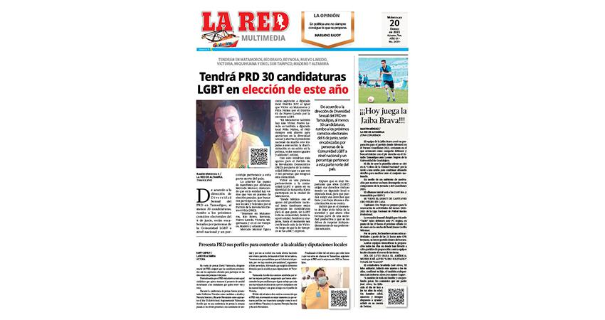 Tendrá PRD 30 candidaturas LGBT en elección de este año