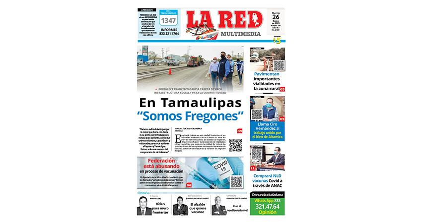 "En Tamaulipas ""Somos Fregones"""