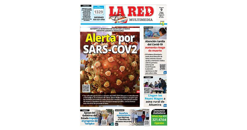 Alerta por SARS-COV2