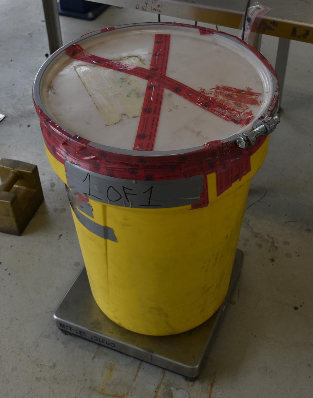 Incautan metanfetamina por 2.5 MDD en Laredo, Texas