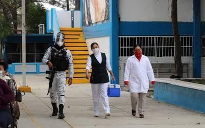 Dejan a Tampico-Madero fuera de la vacunación