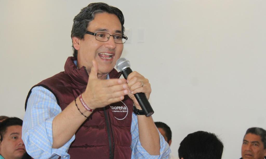 Erasmo González Robledo vino a enterrar a Morena en Tamaulipas