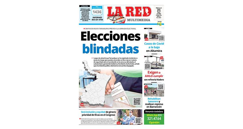 Elecciones blindadas
