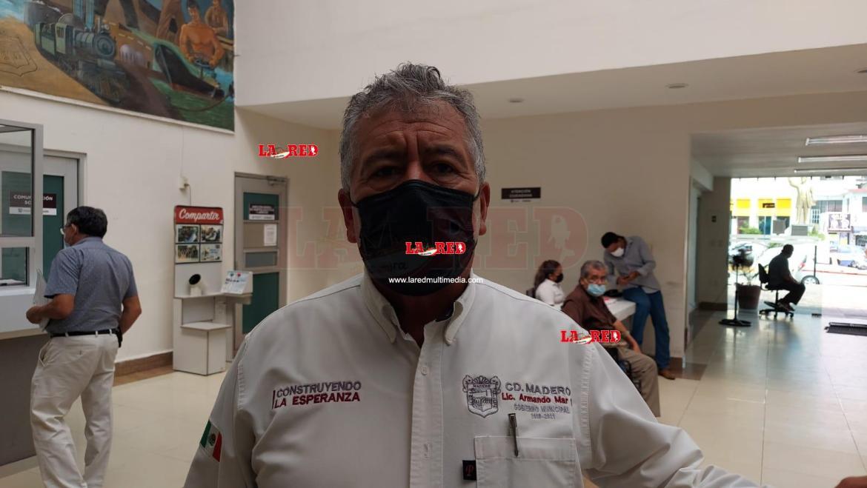 Autoridades de Madero piden explicación por retraso del biológico