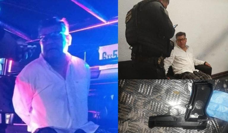CAPTURAN A OPERADOR POLÍTICO DE CANDIDATOS DE MORENA EN EL SUR DE TAMAULIPAS POR PORTACIÓN DE ARMAS