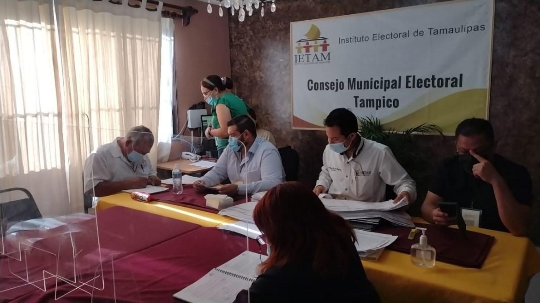 Realiza CME conteo final para legitimar elecciones