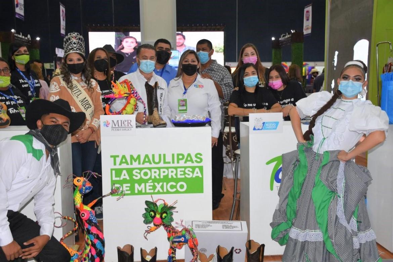 """Tamaulipas promueve en Monterrey """"Festival de Viajes y Aventuras"""""""